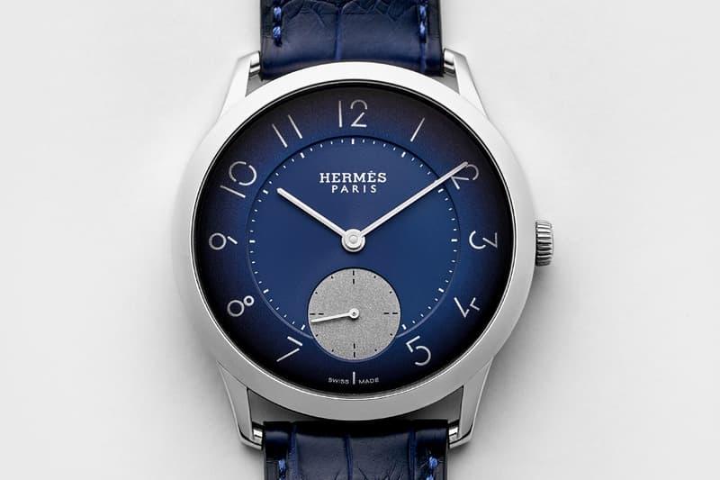 HODINKEE x Hermès 攜手帶來首個聯名手錶企劃