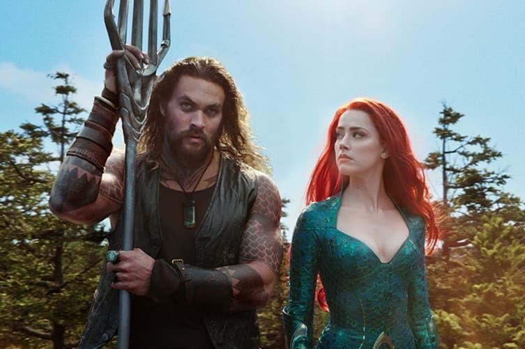 《海王》美國開畫票房超過 7 千萬美元