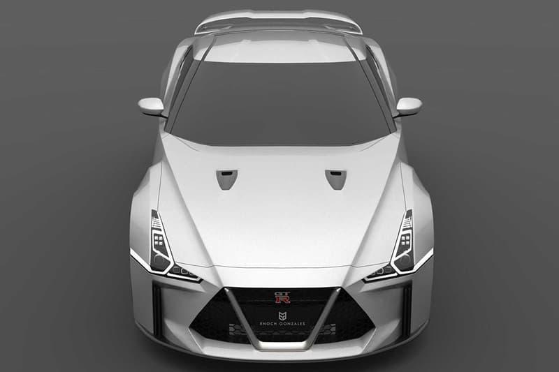搶先預覽 Enoch Gonzales 打造 Nissan 全新 GT-R 改裝車型