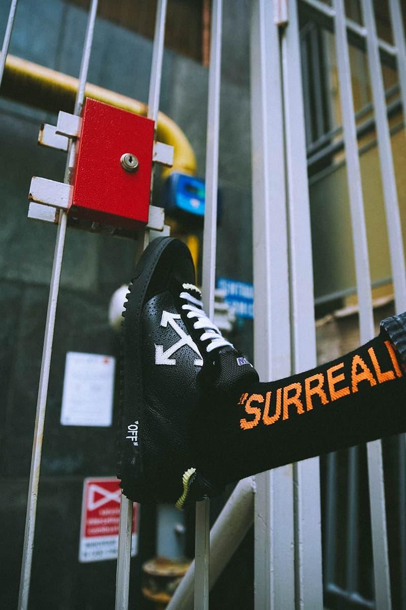 Off-White™ x SMETS 全新聯名「Surrealist」系列登場
