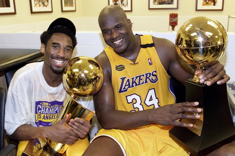 Shaquille O'Neal 認為 2001 年 Lakers 能輕鬆擊敗現今 Warriors