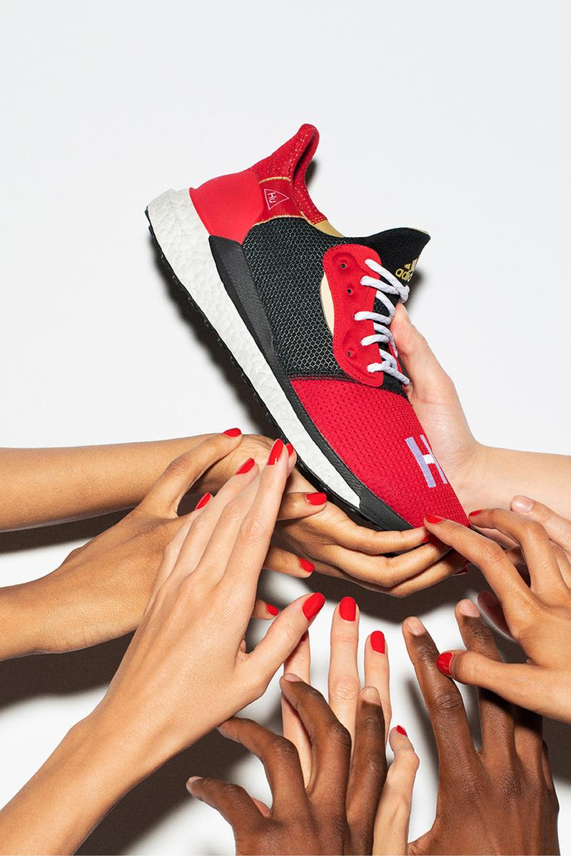 Pharrell x adidas Originals 全新「Chinese New Year Hu」中國新年別注系列正式發佈