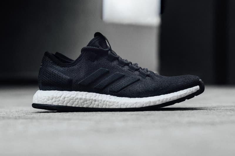 adidas 2019 新款 PureBOOST 跑鞋正式上架