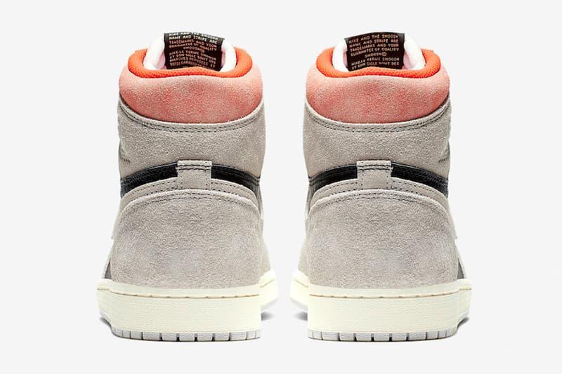 Air Jordan 1 全新「Neutral Grey」配色即將上架