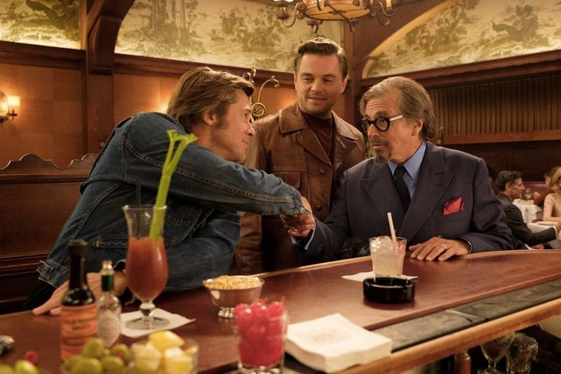 《Once Upon a Time in Hollywood》最新電影劇照正式發佈