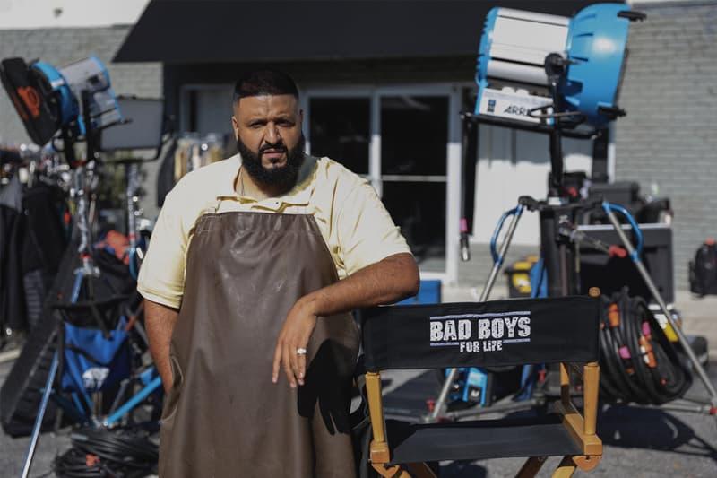DJ Khaled 確定出演《Bad Boys for Life》