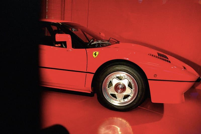 率先走進《Ferrari: Under The Skin》世界巡迴展覽澳門站