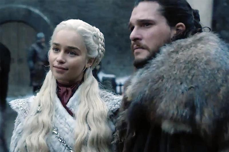 HBO 全新預告合輯揭示《Game of Thrones》最新片段