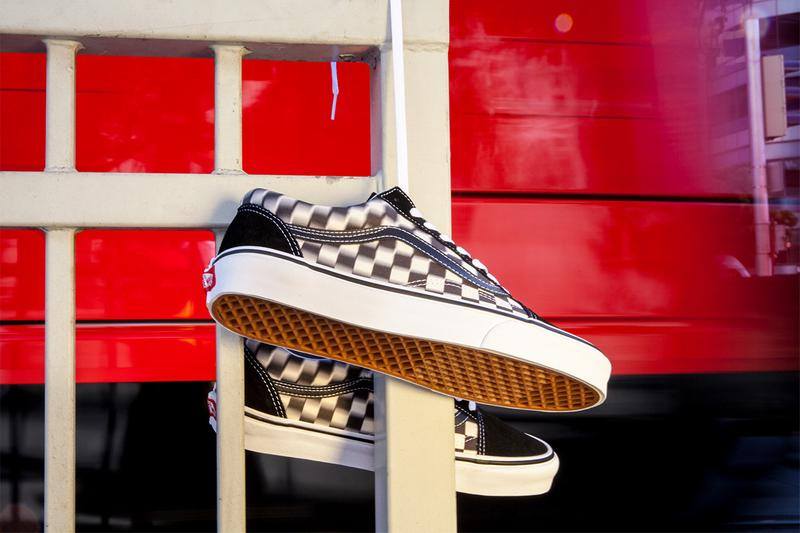 Vans 全新「Blur Check」系列完整公開
