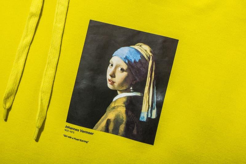 monkey time 以 Van Gogh 和 da Vinci 等大师作品为灵感打造别注系列