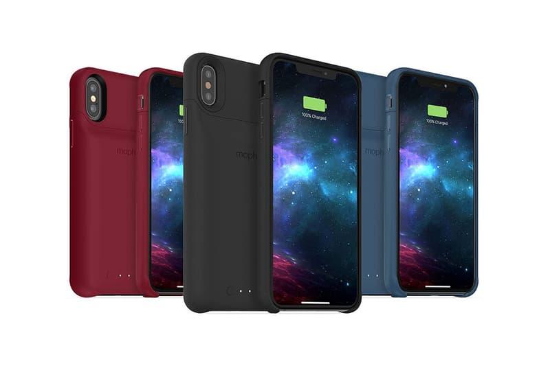 先拔頭籌-Mophie 發表新系列 iPhone 充電保護殻