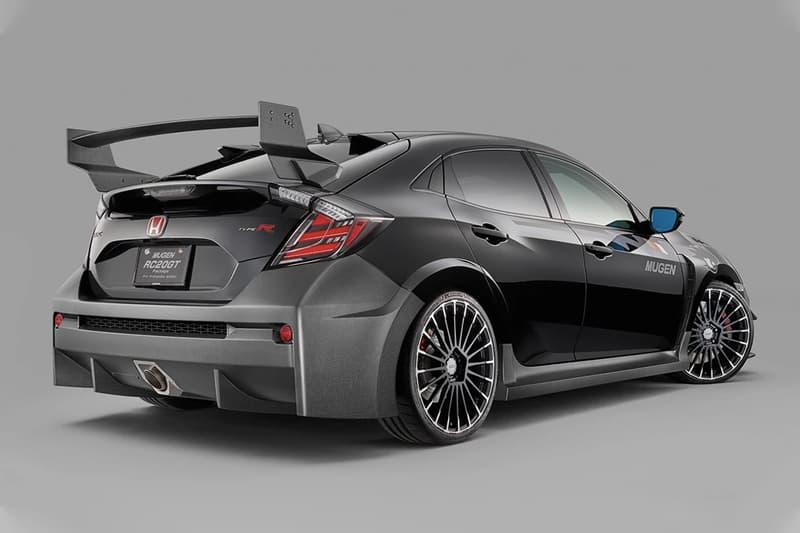 Mugen 打造 Honda 全新 Civic Type R 改裝版本
