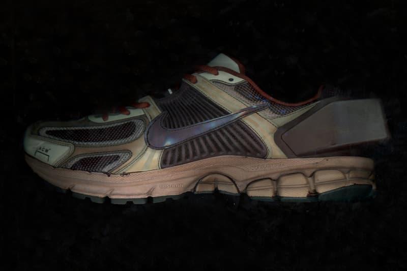 Nike x A-COLD-WALL* 全新棕色版 Zoom Vomero +5 諜照釋出