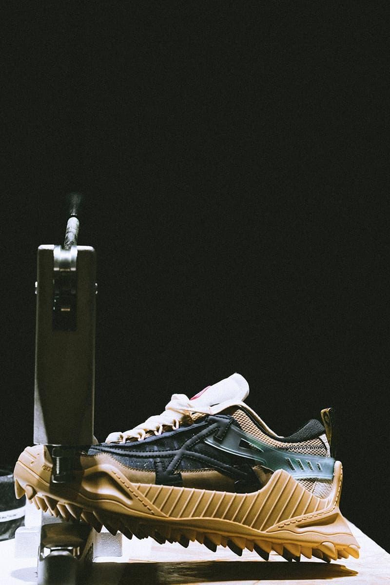 Off-White™ 全新鞋款 ODSY-1000 即將發售