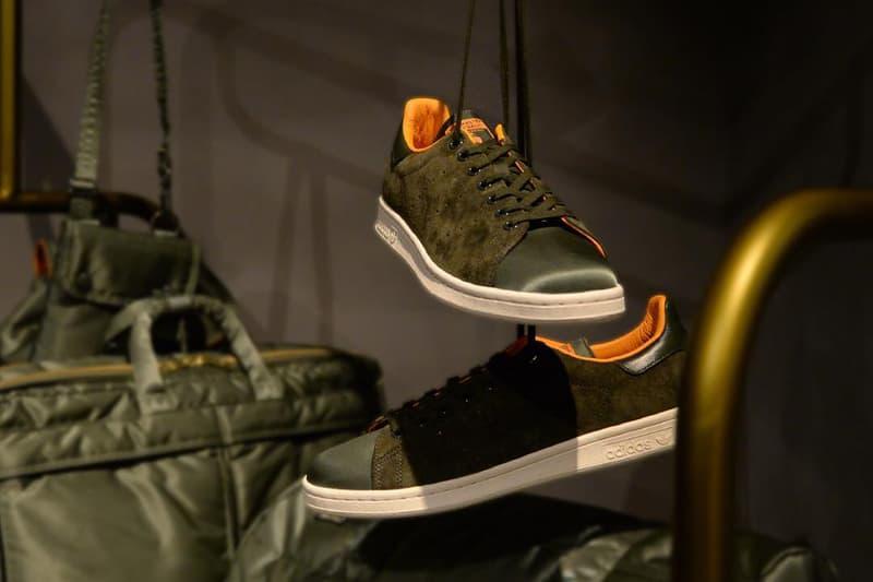 PORTER x adidas Originals 全新聯名 Stan Smith 即將發售