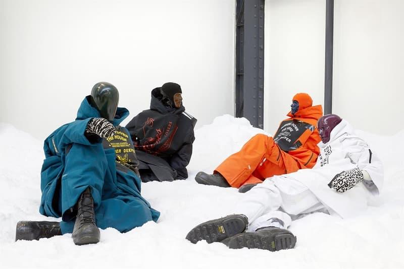 Raf Simons 將與 TEMPLA 合作打造奢華版滑雪服