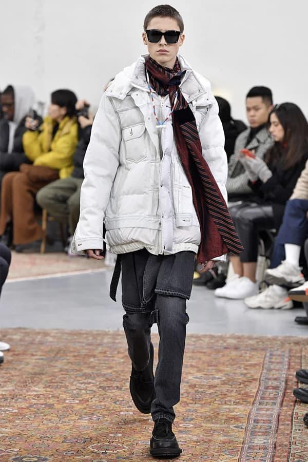 sacai 發佈 2019 秋冬系列