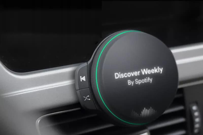 Spotify 或將於今年發佈車內音樂播放器