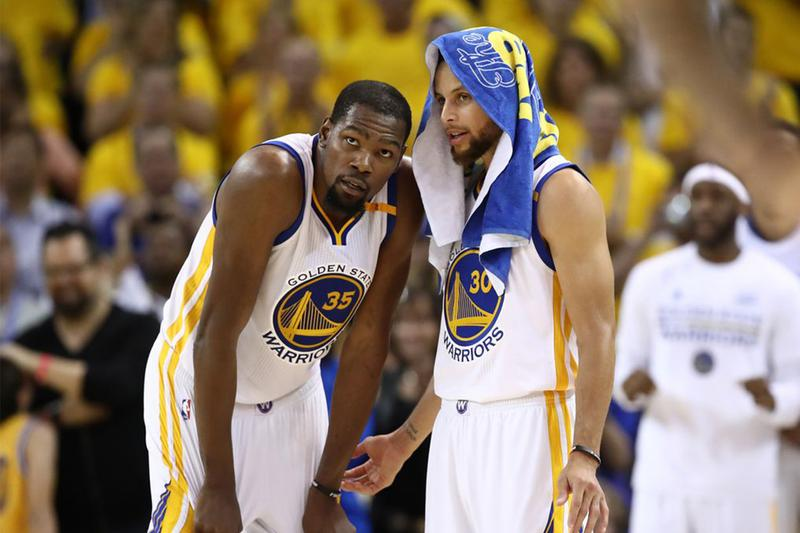 Stephen Curry 透露 Kevin Durant 初到 Warriors 之窘境