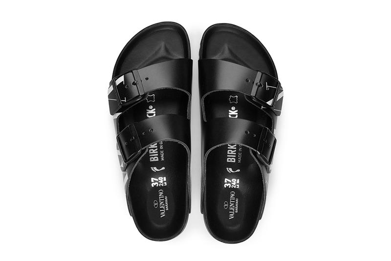Valentino Birkenstock Arizona Sandals