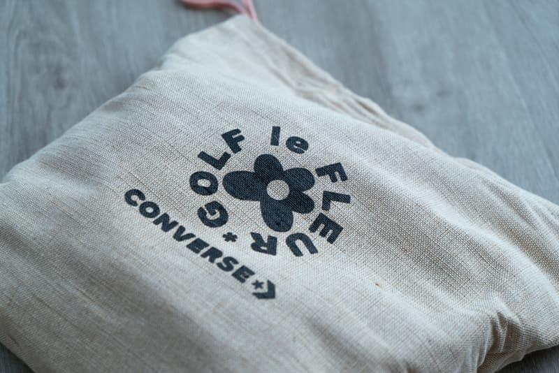 近賞 Tyler, the Creator x Converse GOLF le FLEUR* 全新配色