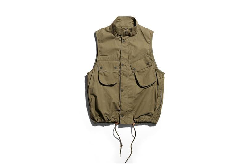Engineered Garments x Barbour 第二波春夏系列釋出