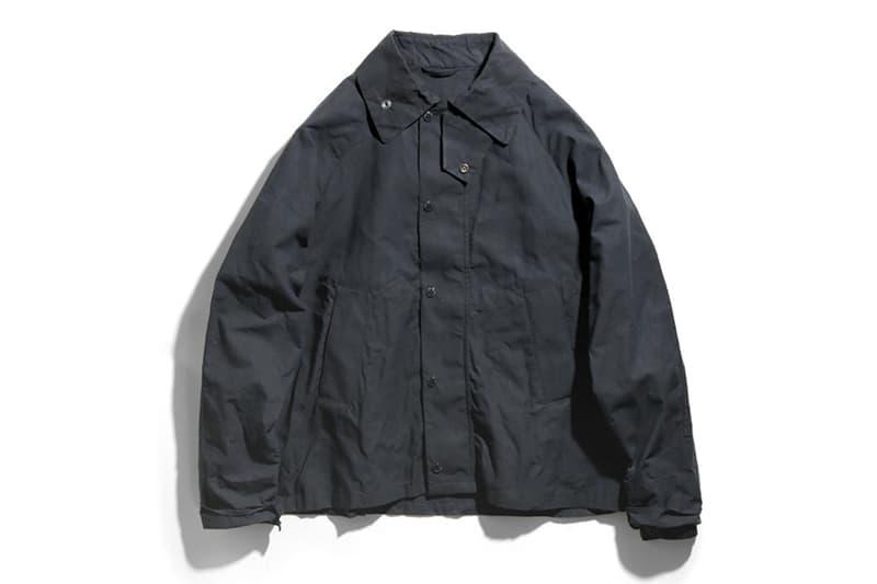 Engineered Garments x Barbour 全新联名 Unlined Graham Jacket 上架