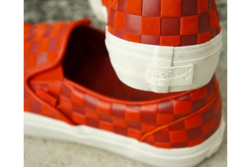 Engineered Garments x Vans Vault 全新聯名系列