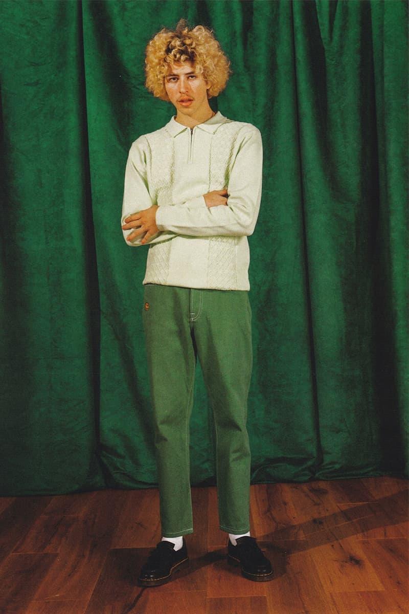 GOLF WANG/GOLF le FLEUR* 發佈全新系列 Lookbook