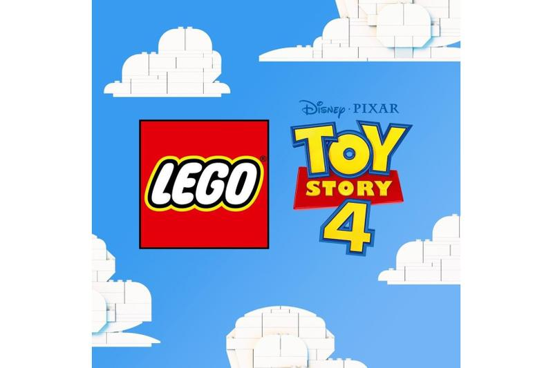 LEGO x《Toy Story 4》聯名積木模型系列預告