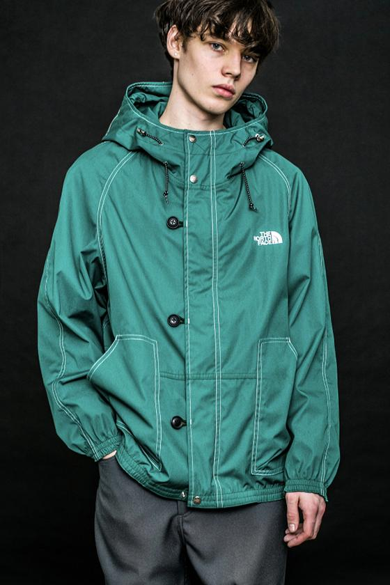 The North Face Purple Label x monkey time 2019 春夏聯名別注系列