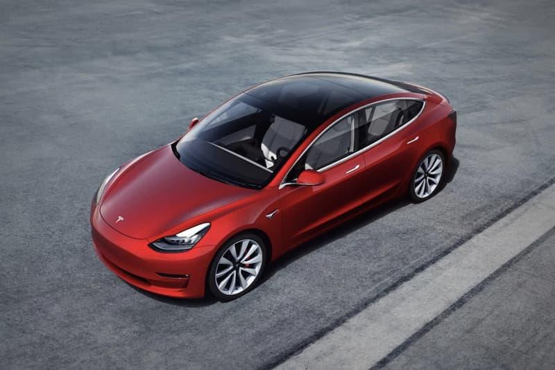 Tesla 正計劃推出 Model 3 租賃服務