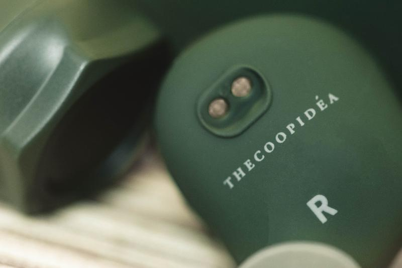 thecoopidea 推出全新「Cargo」無線藍牙耳機