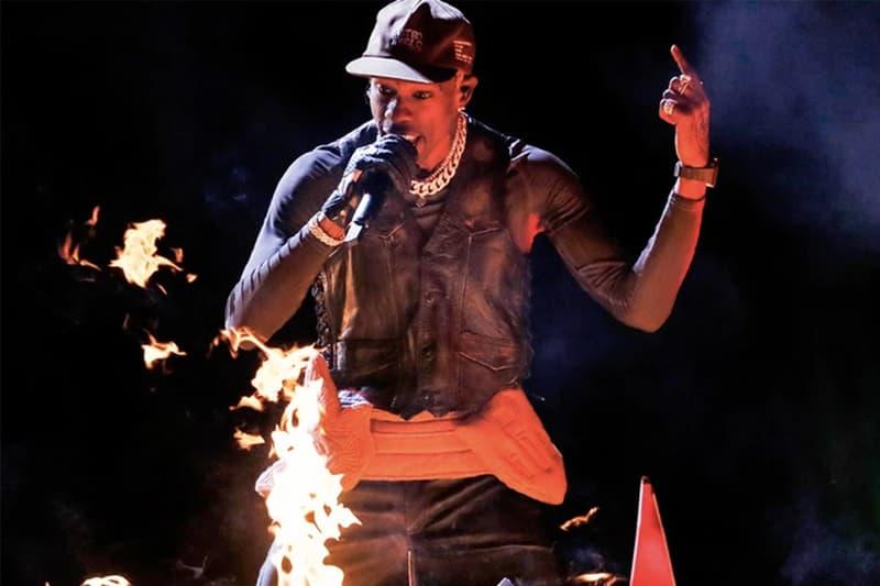 收看 Travis Scott、Maroon 5、Big Boi 於 Super Bowl 中場演出