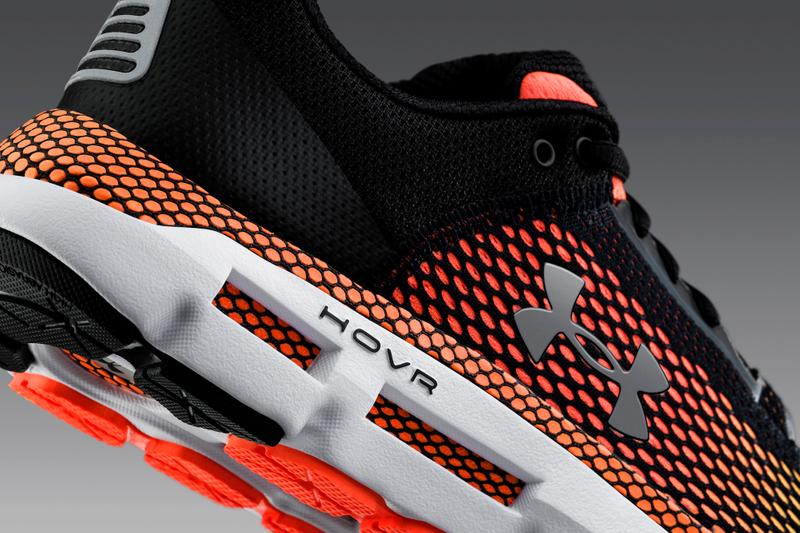 Under Armour 推出 2019 全新 UA HOVR 跑鞋系列