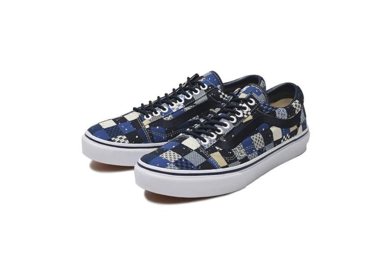 Vans 推出全新「Japan Fabrics Collection」