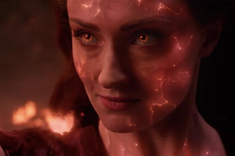 《X-Men: Dark Phoenix》最新電影預告正式放送