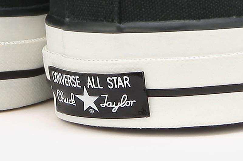 Converse 携手 GORE-TEX 打造高機能 ALL STAR 100 系列
