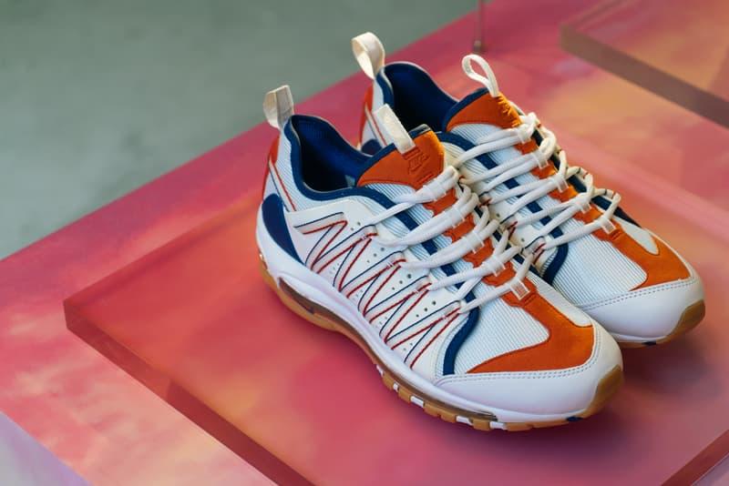 走進 CLOT x Nike Air Max 97 Haven 香港限定店