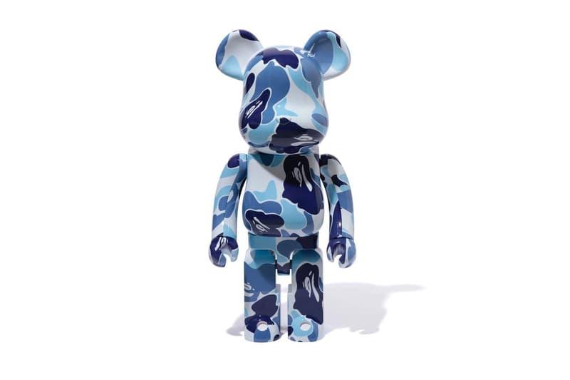 A BATHING APE® x Medicom Toy 全新聯名 BE@RBRICK 系列
