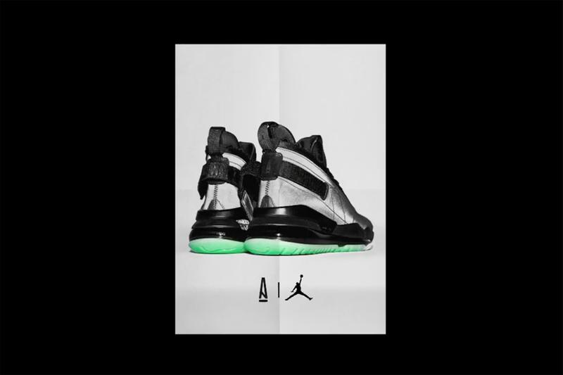A Ma Maniere x Jordan Proto-Max 720 聯名鞋款正式發佈