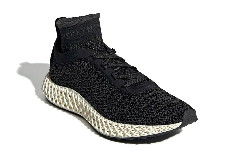 搶先預覽 adidas by Stella McCartney 聯名 AlphaEdge 4D 鞋款