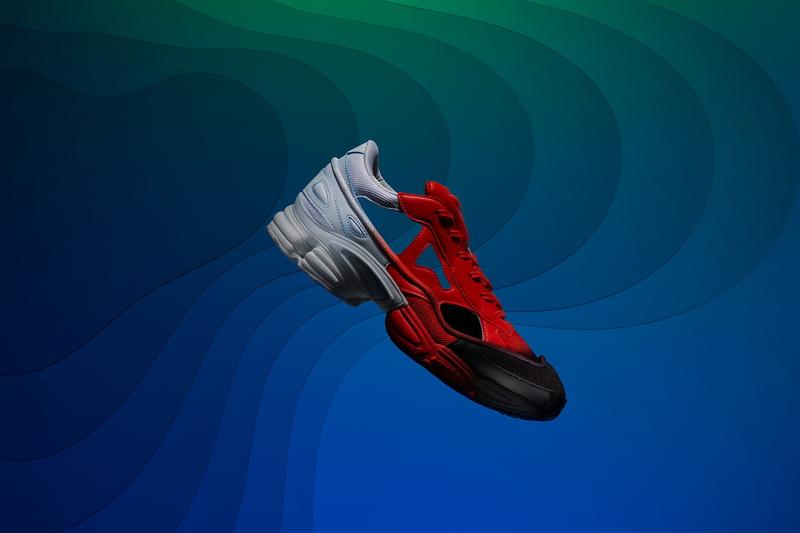 adidas by Raf Simons 2019 春夏全新 RS Detroit Runner 及 RS Ozweego Replicant 系列
