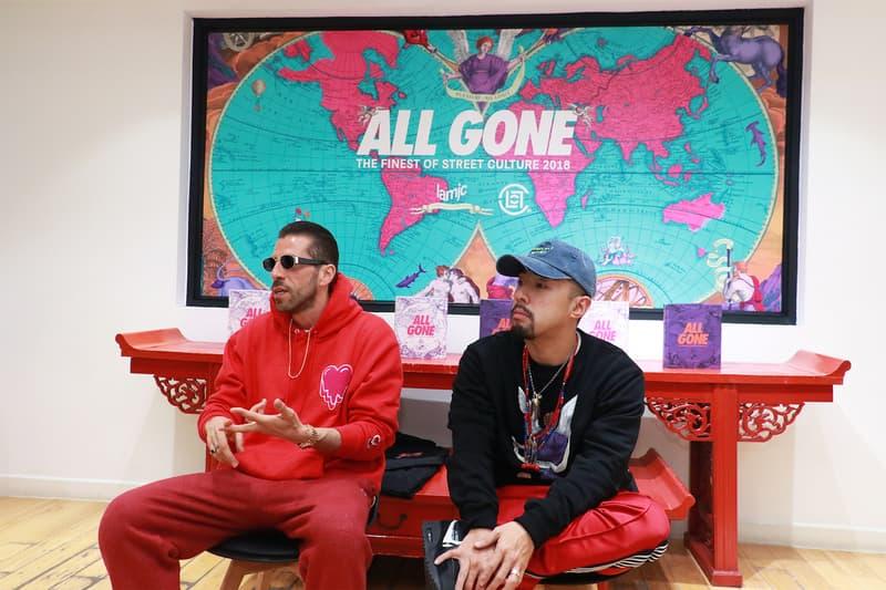 《ALL GONE 2018》JUICE 上海站簽售活動現場回顧