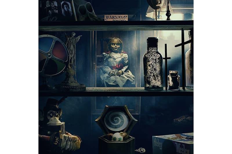 溫子仁 James Wan 搶先釋出《Annabelle Comes Home》最新電影劇照