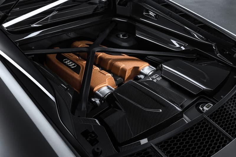 Audi 全新 R8 V10 Decennium 特別版車型官方圖片釋出