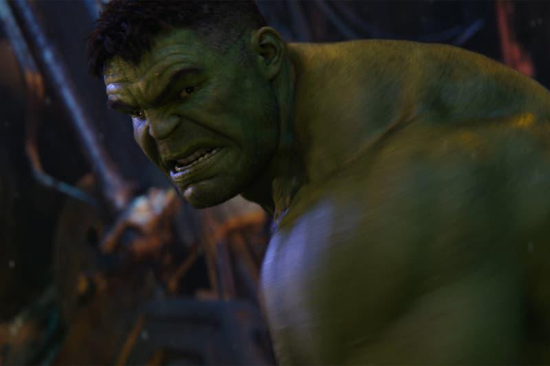 Marvel 迷推論 Hulk 將在《Avengers: Endgame》解放為 World Breaker Hulk