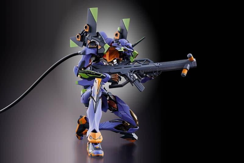 Bandai 宣佈再販售 Metal Build EVA 初號機玩具模型