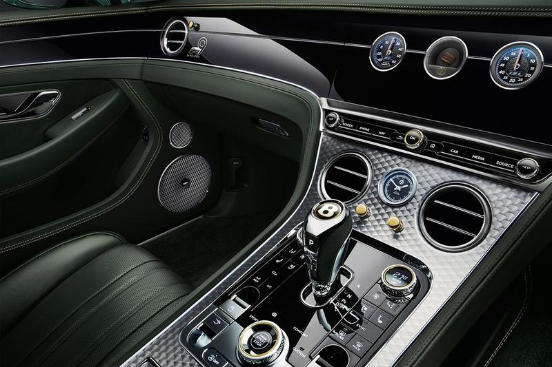 Bentley Continental GT 別注車型 Number 9 Edition 登場