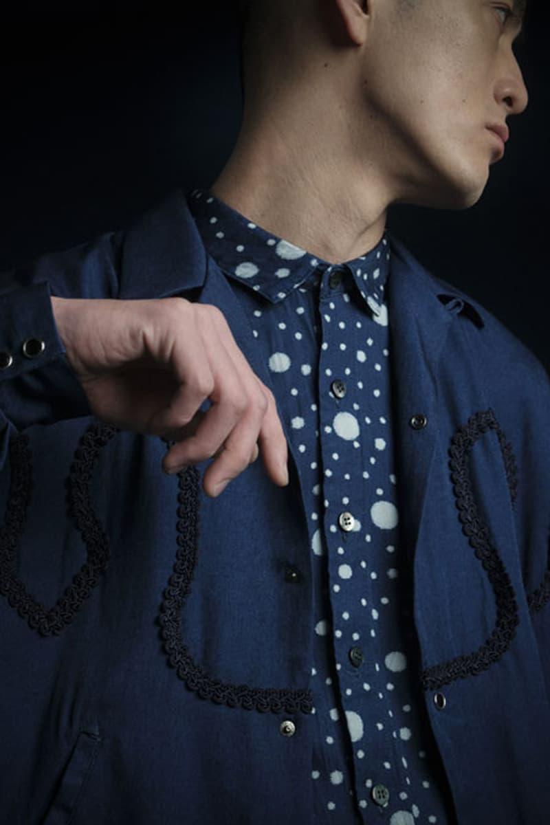 Blue Blue Japan 發佈 2019 秋冬系列 Lookbook